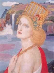 """Μια εκδοχή του παραμυθιού από την Ιρλανδία  """"The Three Daughters of King O'Hara"""""""